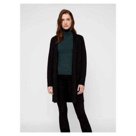 Čierny ľahký kabát VERO MODA