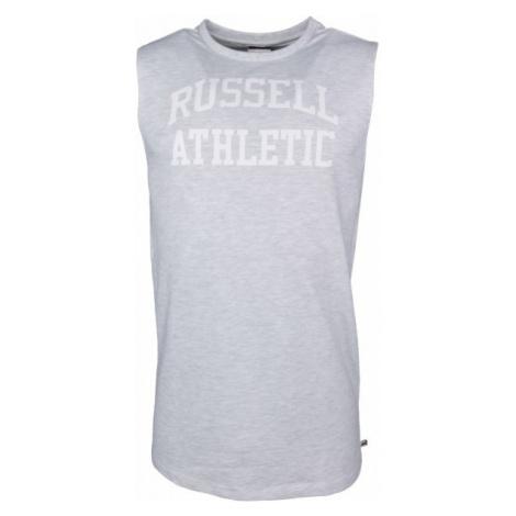 Russell Athletic ARCH LOGO šedá - Dámske šaty