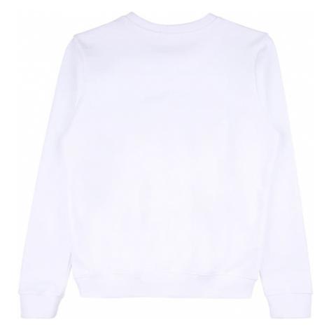 Calvin Klein Jeans Mikina  biela / zmiešané farby