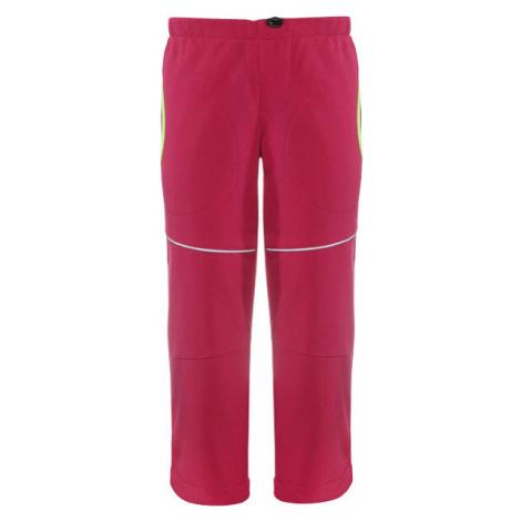 GOOD2GO Softshellové nohavice ružové - veľ. 98