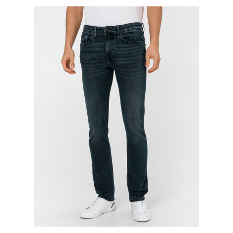 Delaware Jeans BOSS Modrá Hugo Boss