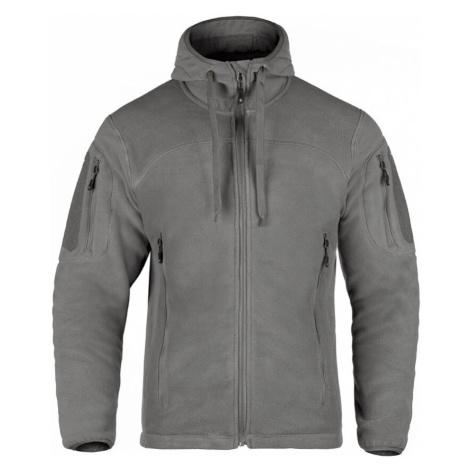 Fleecová bunda CLAWGEAR® Milvago Hoody MK II - sivá-solid rock