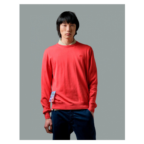 Sveter La Martina Man Tricot Crew Neck Cotton Ya