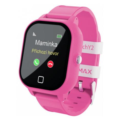 LAMAX WatchY2 Hodinky detské chytré Pink