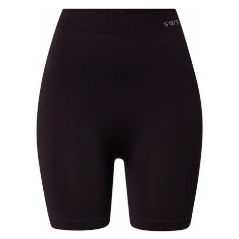 Swedish Stockings Formujúce nohavice 'Jill'  čierna