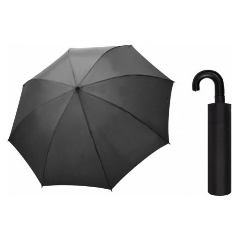 Exkluzívny čierny pánsky dáždnik