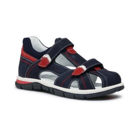 Sandále Lasocki Kids CI12-3033-02(III)CH Prírodná koža(useň) - Nubuk
