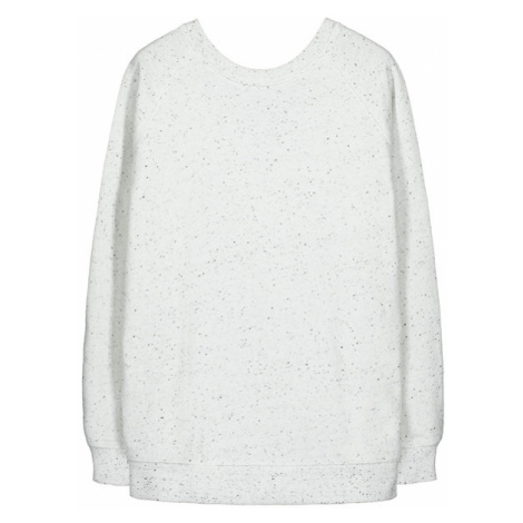 Makia Beam Sweatshirt-S biele W41021_002-S