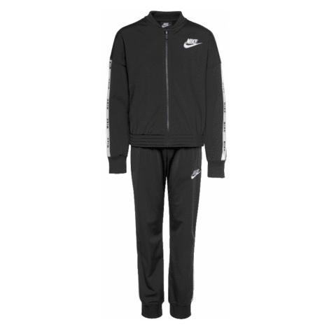 Nike Sportswear Set  biela / čierna