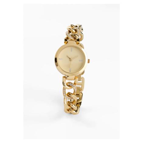 Náramkové hodinky so Swarovski® krišáľmi bonprix