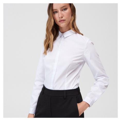 Mohito - Košeľa typu body - Biela