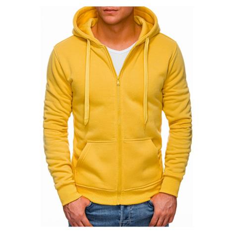Edoti Men's zip-up sweatshirt B895