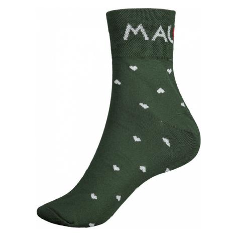 Ponožky Maloja FrascoM. zelené
