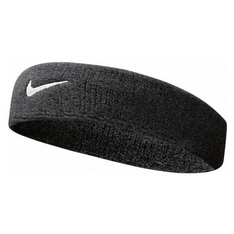 Nike SWOOSH HEADBAND čierna - Čelenka - Nike