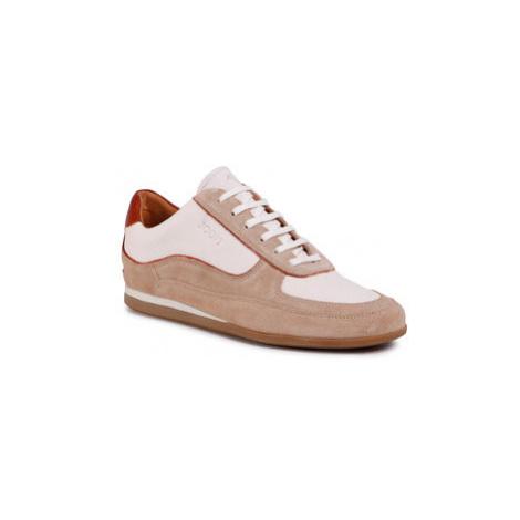 Joop! Sneakersy Cardona 4140004907 Béžová