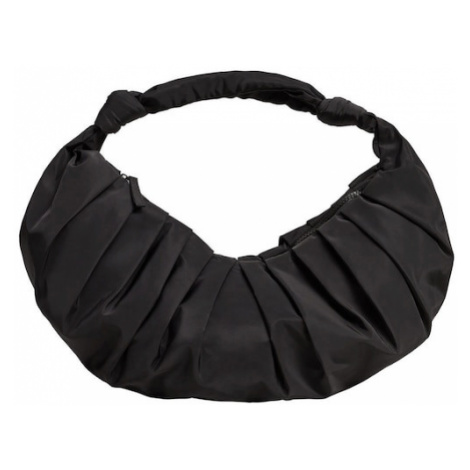 MANGO Kabelka na rameno 'BLANCH'  čierna