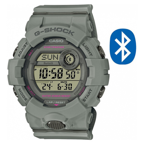 Casio G-Shock G-Squad Bluetooth Step Tracker GMD-B800SU-8ER (626)