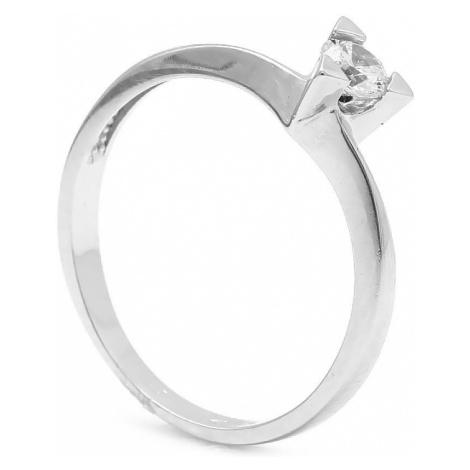 Zlatý zásnubný prsteň URIELLA