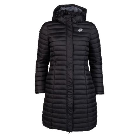 Lotto POPPY čierna - Dámsky prešívaný kabát