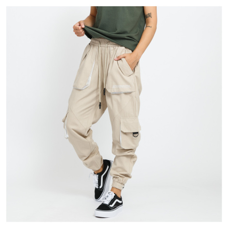 Sixth June W Cargo Pants béžové
