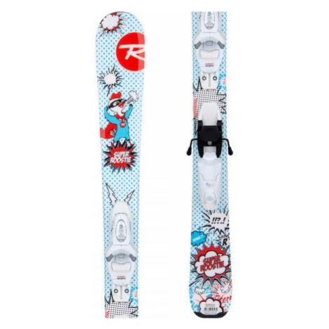 Rossignol SUPER ROOSTIE X+KID 4 - Detské zjazdové lyže