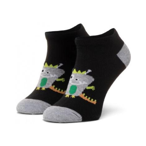 Ponožky a Pančuchy Action Boy A5E999 r. 29/33 Polipropylen,Elastan,polyamid,bavlna