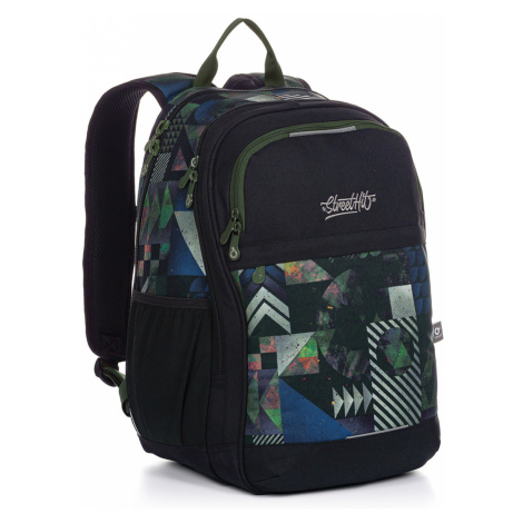 Študentský batoh Topgal RUBI 20034 B