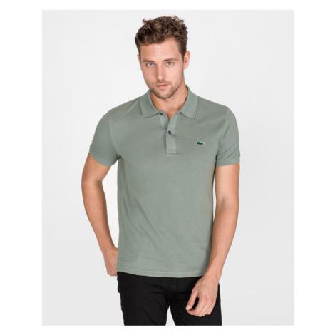 Lacoste Polo tričko Zelená