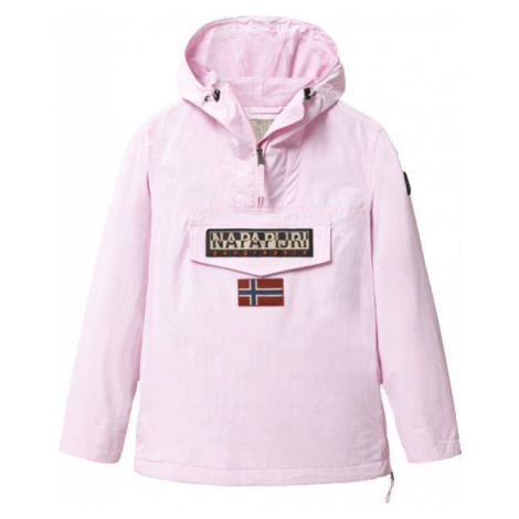 Napapijri RAINFOREST W SUM 2 svetlo ružová - Dámska bunda