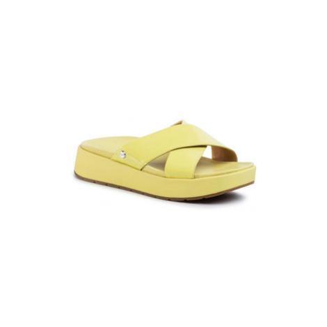 Ugg Šľapky W Emily 1107896 Žltá