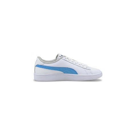 Biele tenisky Puma Smash V2 L JR