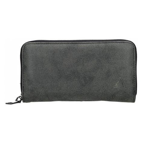 Moderná dámska peňaženka Just Dreamz Bára - čierno-šedá