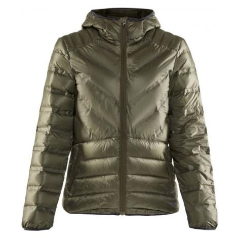Craft LIGHTWEIGHT DOWN zelená - Dámska zimná bunda