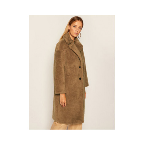 Weekend Max Mara Prechodný kabát Palato 50161103 Hnedá Regular Fit