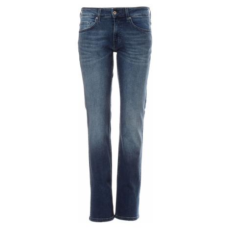 Mustang jeans Sissy Straight dámske modré