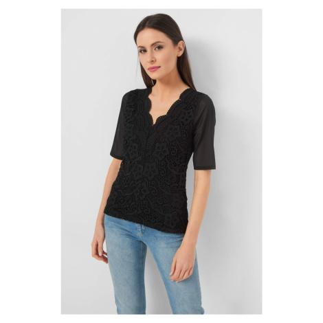 Čipkované tričko Orsay