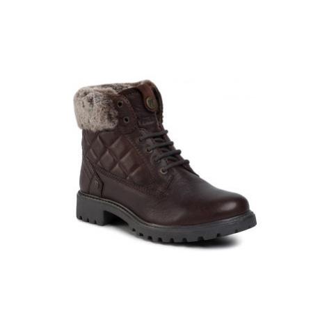 Wrangler Outdoorová obuv Creek Chester WL92502A Hnedá