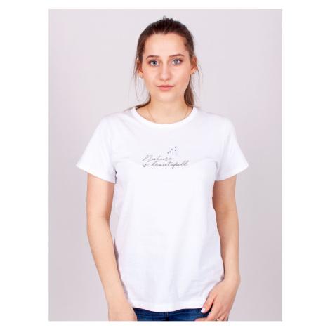 Yoclub Woman's Cotton T-Shirt Short Sleeve PK-041/TSH/WOM