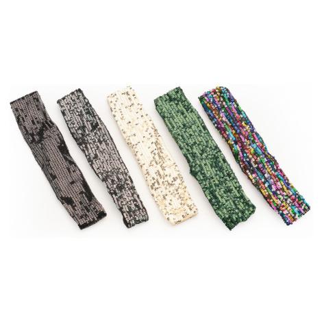 Awama Woman's Hairband Set AC10 Multicolour