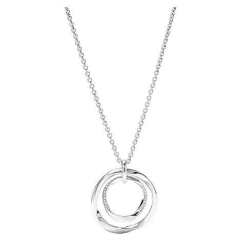 Fossil Luxusné oceľový náhrdelník pre ženy JF01146040