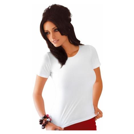 Dámske tričko Carla plus white Babell