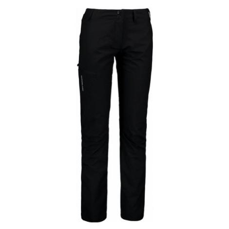 Dámske outdoorové nohavice Nordblanc Reign čierne NBFPL7008_CRN