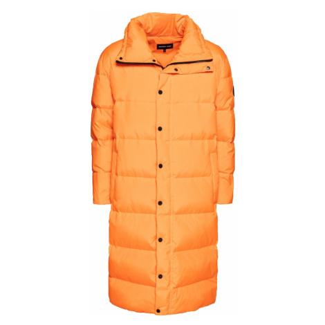 Michael Kors Zimný kabát  oranžová