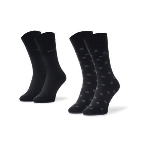 Ponožky Tom Tailor 90189C r. 43/46 Elastan,polyamid,bavlna