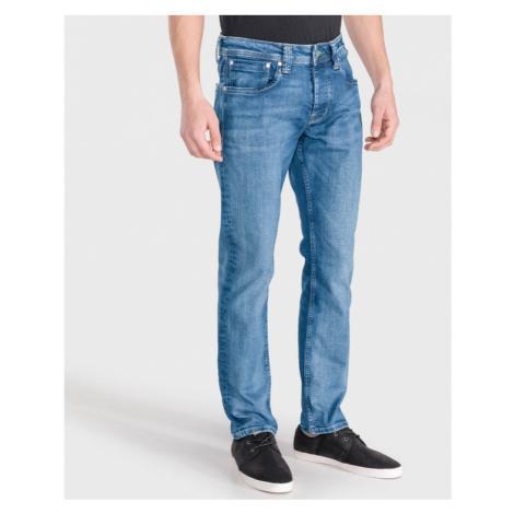 Pepe Jeans Cash Jeans Modrá