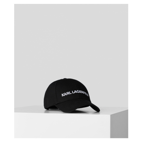 Šiltovka Karl Lagerfeld Karl Essential Logo Cap