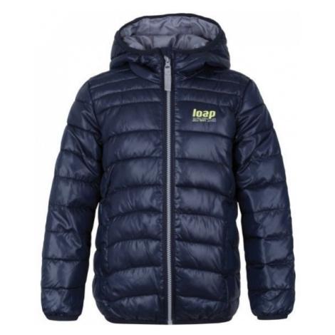 Loap IRENUS modrá - Detská zimná bunda