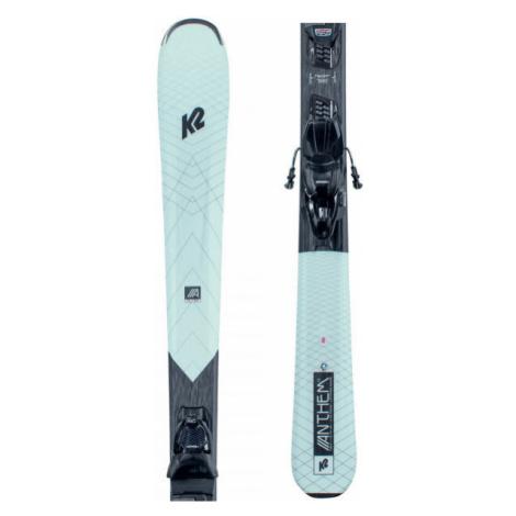 K2 ANTHEM 75 + ERP 10 QUIKCLIK - Dámske allmountain lyže s viazaním