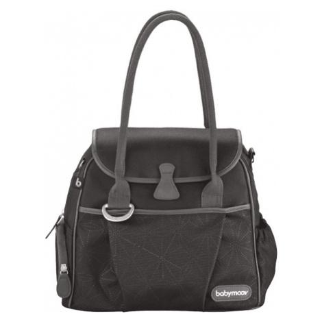 BABYMOOV Prebaľovacia taška s podložkou Style Bag - Black