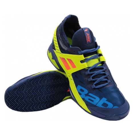 Pánska tenisová obuv Babolat Propulse Rage Clay Men Blue